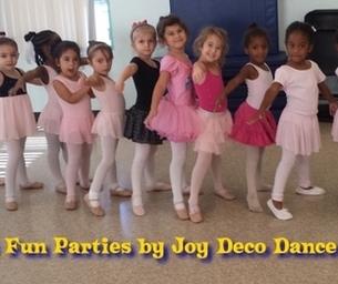 """Event Planning Resource Guide Presents """"Joy Deco Enterprises"""""""