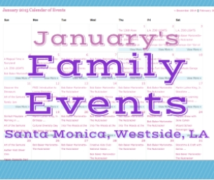 Family Fun Events in January