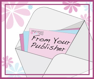 A Quick Note From Your Publisher! January 8, 2015