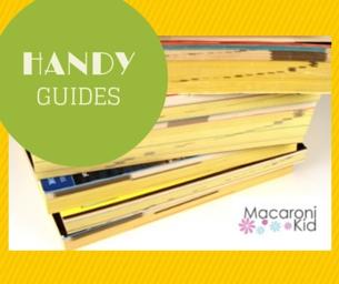 Macaroni Kid Lakewood and Littleton's Handy Guides