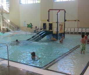 Five Favorite {Nearby} Indoor Pools