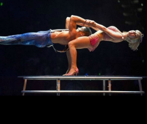 {GIVEAWAY} Win Tickets to the Royal Hanneford Circus @ WCC