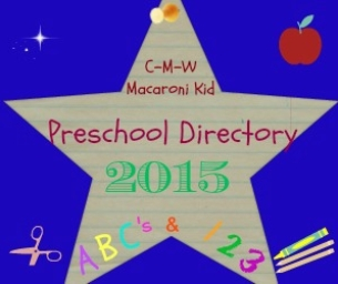 Welcome to the 2015 Preschool and Childcare Directory