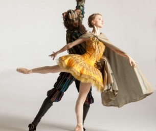 """Pittsburgh Ballet Theatre Premieres """"Beauty and the Beast""""..."""
