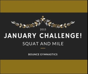 Join the Fitness Challenge At Bounce