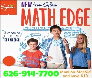 Math Edge Classes starting now!