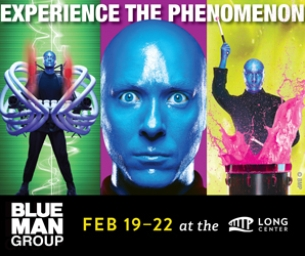 Blue Man Group at the Long Center