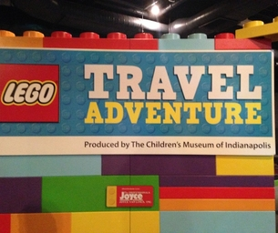 LEGO Travel Adventure & National Geographic Presents: Earth Explorers