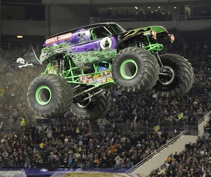 Monster Jam is Coming to New York and Tickets are on sale now!