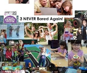 Macaroni Kid newsletters across the island!