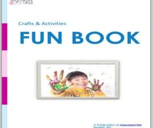 Macaroni Kid Fun Book