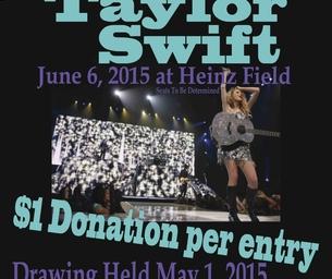 Win 2 Taylor Swift Tickets