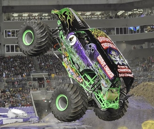 Monster Jam Is Coming!!!