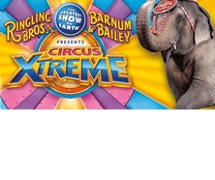 GIVEAWAY  ~ Ringling Bros. and Barnum & Bailey® Presents Circus XTREME