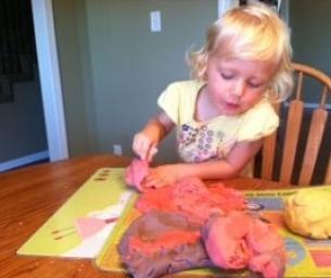 Make Homemade Kool-Aid® Play Dough