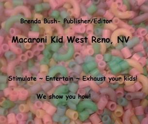 Welcome to Macaroni Kid West Reno!