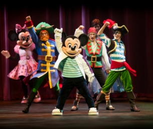 THIS WEEKEND: DISNEY JR. LIVE PIRATE & PRINCESS ADVENTURE