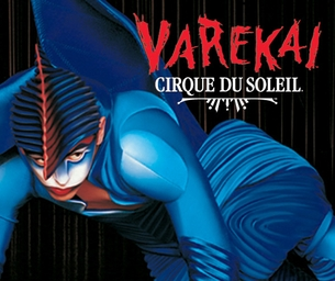 Cirque De Soliel Presents Varekai