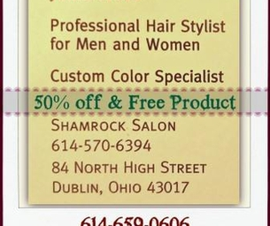 50% OFF Hair Services, Mention Macaroni Kid