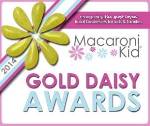 2014 Gold Daisy Award WINNERS ANNOUNCED!!