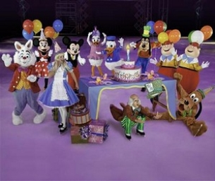 """Disney on Ice """"Let's Celebrate"""" is coming to Stockton - GIVEAWAY"""