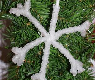 Indoor Snow Flakes