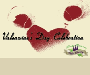 Giveaway: ValenWine's Day in Hershey Harrisburg Wine Country