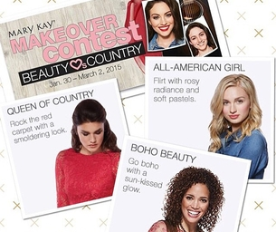 Mary Kay Makeover Contest