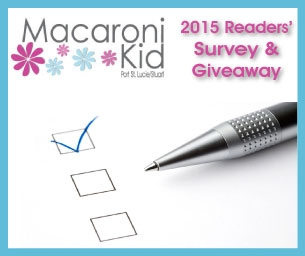 Win a $25 Gift Card with the 2015 Macaroni Kid PSL Readers' Survey