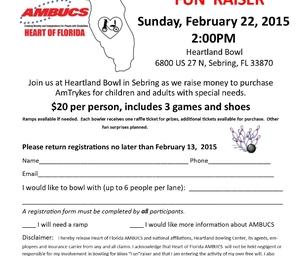 Heart of Florida AMBUCS Presents: