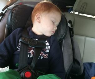 New Child Restraint Law 2015
