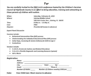 Children's Services Council of Highlands County