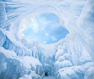 Frozen wonderland returns to Midway, Utah