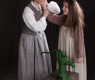 The Miracle Worker at Centerpoint Theatre