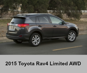 MACARONI REVIEW: 2015 TOYOTA RAV4 LIMITED AWD