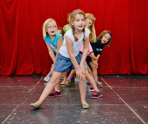 Acting Classes at Childsplay Theatre