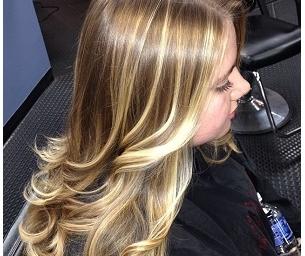 Metro Salon - Complimentary Hair Cut with Hair Color - With Alex!