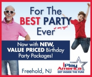 iPlay America New Birthday Pkgs & Theme Upgrades for Best Party Ever!