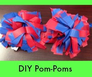 DIY Pom-Poms