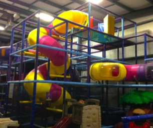 Bounce and Play at Paramount Sports Complex This Winter