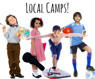 Local 2015 Spring Break Camps