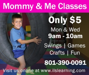 Mommy and Me Movement Classes for $5