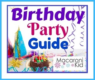 Lowell Macaroni Kid Birthday Party Directory