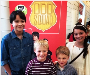 Are you a part of the ODD SQUAD