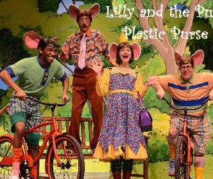 Lilly's Purple Plastic Purse at the Children's Theatre of Charlotte
