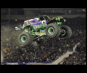 EVENT: Monster Jam Coming to IZOD and Nassau Coliseum