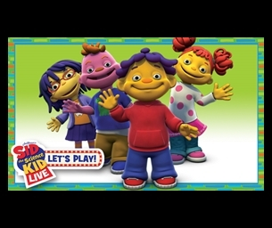 EVENT: Sid the Science Kid Live