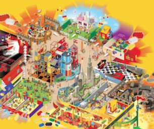 WIN a Family 4 Pack of Tickets to LEGOLAND® Discovery Center