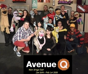 Last Chance to See Avenue Q at Soluna Studios in Hauppauge!