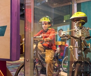 HEALTHYVILLE® IS COMING TO LONG ISLAND CHILDREN'S MUSEUM